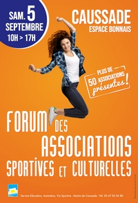 Illustration pour « Forum des Associations »