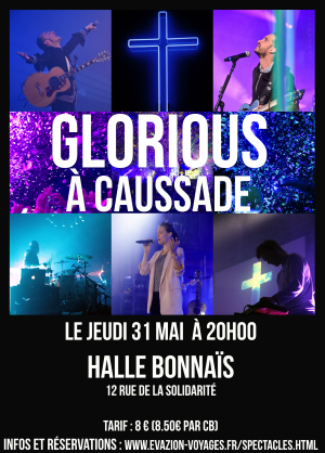 Illustration pour « Concert Glorious »
